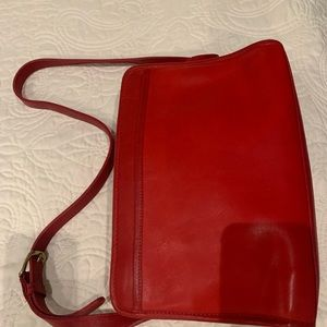 COACH leather crossbody/shoulder handbag  - EUC!